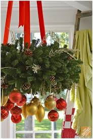 Christmas Ball Decoration Ideas Mesmerizing 32 Gorgeous Christmas Chandeliers For A Yuletide Home Decor