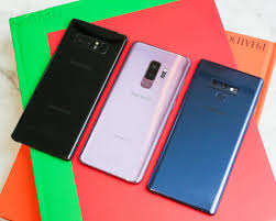Samsung Note Comparison Chart Galaxy Note 9 Specs Vs Galaxy S9 S9 Plus Note 8 Whats