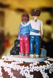 the trouble gay marriage events