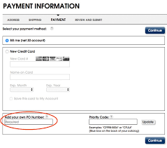 What Is A Purchase Order Number Uline Faq How Can I Include A Purchase Order Number On My Order