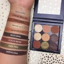 makeup geek eyeshadows for fall 2017