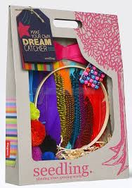 Design Your Own Dream Catcher Make your own Dream Catcher Craft Kit Toy at Mighty Ape 82