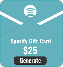 our free spotify gift card generator is an tool that lets you generate free spotify gift cards get free spotify gift card codes without survey