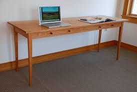 cherry custom home office desk. Custom Handmade Cherry Desk. Lovers_desk_0251-800 · Lovers-desk_0257-800 Home Office Desk I