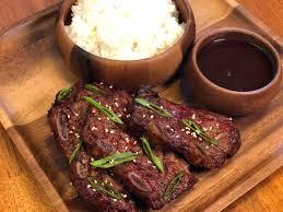 korean bbq short ribs recipe pellet grills recipes