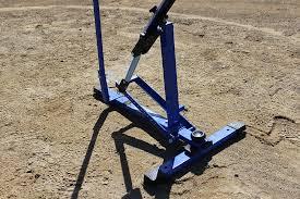 Louisville Slugger Blue Flame Pitching Machine