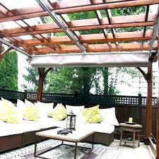 retractable pergola canopy breeze with diy uk