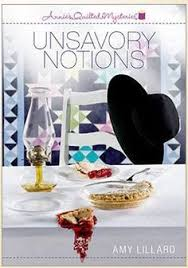 An Ominous Death (A St. Rose Quilting Bee Mystery) | My e books ... & Unsavory Notions from Annie Quilted Mysteries Series * available August  2015. Unsavory Notions is part Adamdwight.com