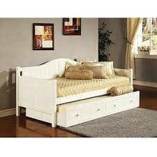 white twin daybed with trundle. Fine Daybed Metal Twin Daybed With Trundle Daybeds Trundles New  White Com Regarding 2 Quinn   To White Twin Daybed With Trundle N
