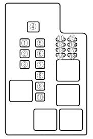 mazda 626 fuse box engine compartment mazda 626 (2002) fuse box diagram auto genius on 2000 mazda 626 fuse box diagram
