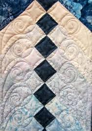French Braid quilt by Geeta Mehta. Based on the quilts in French ... & French Braid quilt by Geeta Mehta. Based on the quilts in French Braid  Quilts by Jane Hardy Miller with Arlene Nettten. Closeup photo by Sue Garma… Adamdwight.com