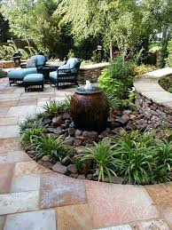 outdoor garden fountains with lights with best garden fountains ideas on for outdoor fountain plans 6