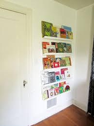 ana white wall shelves ledges for childrens books diy projects wall shelves for books