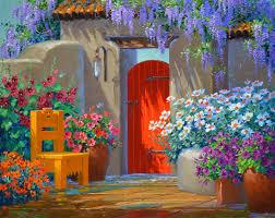 sa0714 colorful captivation 30x36