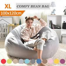 extra large bean bag chair sofa er