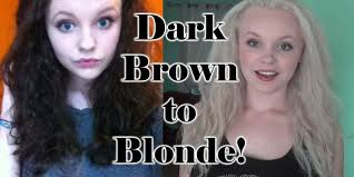 Can You Dye Your Hair Blonde From Light Brown