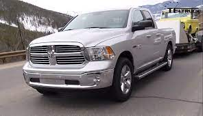 emissions recall in ram and jeep
