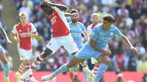 Manchester City 5 - 0 Arsenal - Match Report
