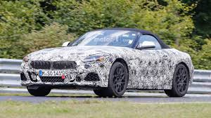 2018 bmw z4 concept. unique 2018 2018 bmw z4 new spy images from the nurburgring to bmw z4 concept