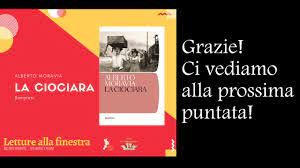 Sonati Vicinu - Puntata 3 - La ciociara di Alberto Moravia