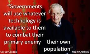 Noam Chomsky Quotes To Make You Smarter via Relatably.com