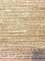 jute back carpet pottery barn heather chenille rug runner color bound c