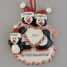 Our First Grandchild Christmas Ornament