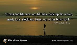 Yeats Quotes Best William Butler Yeats Quotes On Life And Death Themindquotes