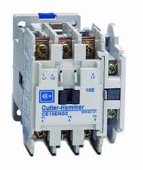 electric motor controls contactors motor starters overload relays cutler hammer motor contactors