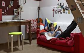 Image Teenage Bedrooms Impressive Interior Design Transform Kids Bedroom Into Cool Teenage Pad Ikea