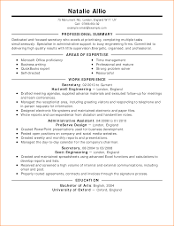 11 Example Of A Job Resume Cote Divoire Tennis
