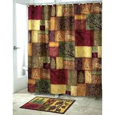 wonderful bathroom sets with shower curtain and rugs curtain and rug sets