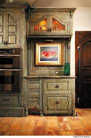 Wonderful Custom Kitchen Cabinet Makers Handmade Cabinets By La Puerta And Inspiration Decorating