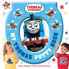 Thomas Friends My Thomas Potty Book Amazon Co Uk Egmont