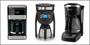 Best Electric Coffee Maker How To Clean A Coffee Maker Tips For Cleaning Coffeemakers With