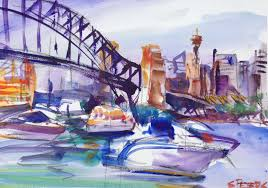 boats on sydney harbour