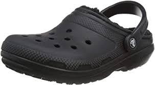 Crocs Men's and Women's Classic Lined Clog | Warm ... - Amazon.com