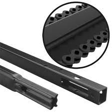 chamberlain heavy duty chain drive rail extension kit for 8 ft garage doors