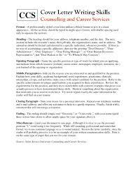 Cover Letter For Counseling Internship The Letter Sample