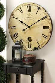house attractive large decorative clocks 1 vintage wall on for walls big and best australia