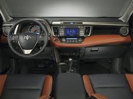 2016 toyota rav4 suv le 4dr front wheel drive interior