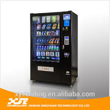 Snack And Drink Vending Machines Mesmerizing Hot Sale Snacks Drinks Vending Machine Factory China Singapore