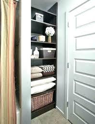 bathroom closet designs. Brilliant Closet Bathroom Closet Ideas Organizer Storage  Utility Organization Incredible   On Bathroom Closet Designs N