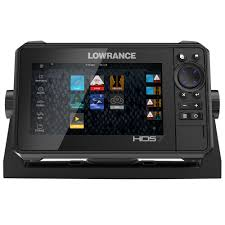 Lowrance Charts Lowrance Hds 7 Live No Transducer W C Map Pro Chart