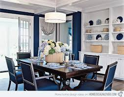 wall showcase design for dining room