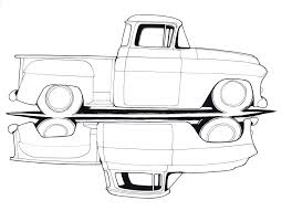 Drawing Trucks Old Truck Drawings 18 Drawing Tricks For Boring Days ...