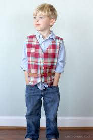 Boys Vest Pattern Best Decorating Design