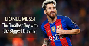 VIDEO] Lionel Messi's Life Story The Smallest Boy With The Biggest Delectable Life Bor Malayalam