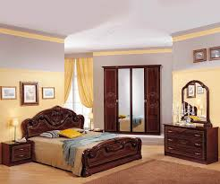 Italian Bedroom Set mcs gioia gioia mahogany italian bedroom set with 6 door italian 8688 by guidejewelry.us