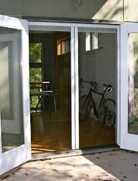 Outswing French Doors With Screens